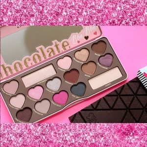 NEW Too Faced Chocolate Bon Bon Eyeshadow Palette
